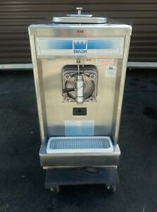2012 Taylor 340 Margarita Frozen Drink Beverage Machine Warranty 1ph Air
