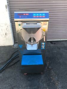 2007 Technogel Mante 50 Batch Freezer Gelato Italian Ice Cream Machine 3ph Water
