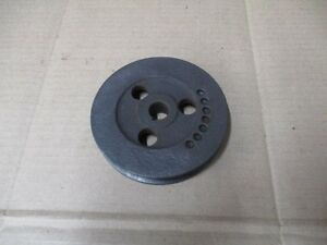 Case 1030 Tractor Power Steering Pump Pulley Part A57132 used Take Off Part