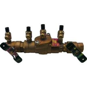 Watts 007m3qt 3 4 Double Check Assembly Valve