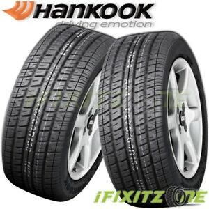 2 X New Hankook H101 Ventus P275 60r15 107s Tires