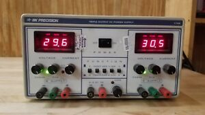 Bk Precision 1760 Triple Output Power Supply 1
