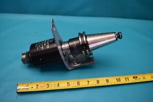 Used Tapmatic Tapping Head Spd5 qc Reverse Tapping Attachment 6 1 2 W V40bh