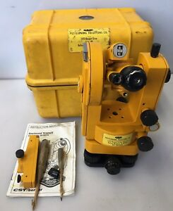 Berger Cts 56 sct1 Minute Transit Level Case