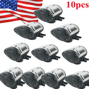 10pcs L80 Pneumatic Pulsator For Cow Milker Milking Machine Dairy Farm Milker