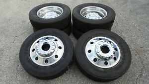 19 5 Ford F 450 Dually F 550 F 650 2018 Rims Wheels Tire Oem 2016 2017 2019