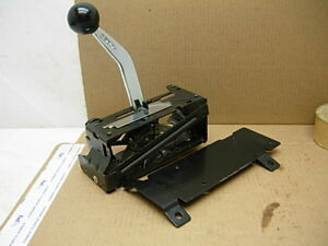 1967 75 Buick Chevy Olds Pontiac Gm Hurst Duel Gate Automatic Shifter His Hers