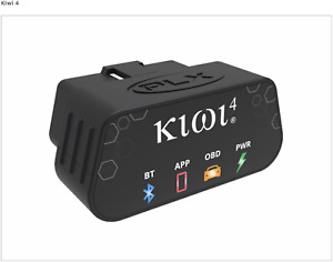 Plx Kiwi 4 Bluetooth Auto Obdii Code Scanner Reader For Iphone Android
