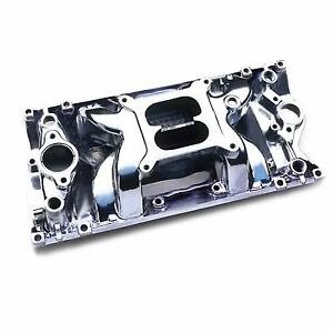 Professional Products Intake Manifold Vortech Chevy Polished Carbureted 52027