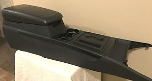 2008 2010 Dodge Charger Center Consoles Police Pursuit Replacements