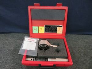 Proto Stanley J6222 6222 Torque Multiplier Wrench 2200 Ft Lbs In 1 2 Out 1