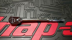 New Snap On Tl72 1 4 dr Dual 80 Technology Long Handle Ratchet Socket Wrench