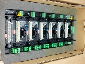 Pepperl Fuchs Ps3500 tb 6 6 Position Rack For Power Supply Modules 911113
