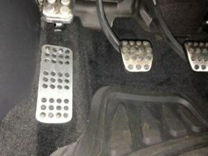 Dodge Challenger Custom Racing Style Dead Pedal