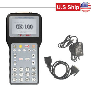 Ck 100 V99 99 Obd2 Car Programmer Tool Sbb Immo With 1024 Tokens Multi languages