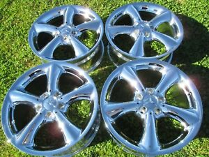 17 New Mercedes Clk Slk Oem Chrome Wheels Rims Exchange 65288 89