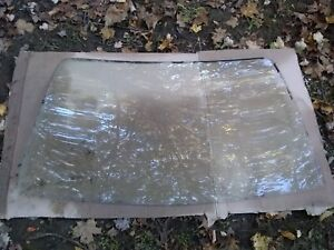 68 69 70 Amc Amx Javelin Rear Windshield Glass