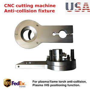 Plasma flame Anti collision Torch Fixture Holder Portable F Cnc Cutting Machine
