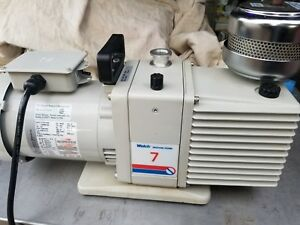 Welch Vacuum Pump 7 Model 8920