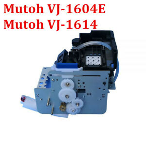 Mutoh Vj 1604e Mutoh Vj 1614 Solvent Resistant Pump Capping Assembly