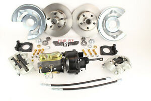 1964 65 66 Ford Mustang Power Disc Brake Kit Automatictransmission Only