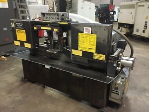 12 X 12 Hem H 90a b f Automatic Horizontal Band Saw