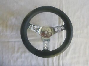 The 500 Vintage 60 s Steering Wheel Superior Performance Products 10 1 2 Foam