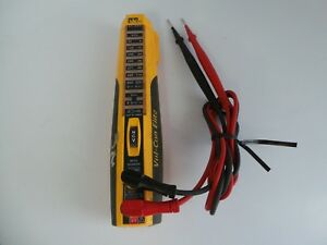 Ideal Vol con Elite Voltage Continuity Tester 61 092 61 092 Volcon