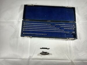 Brown And Sharpe No 265 Inside Micrometer With Original Box