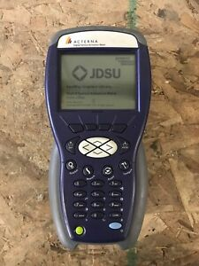 Jdsu Dsam 1000b Cable Tester Docsis 1 1 1 0 No Battery charger