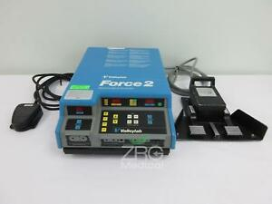 Valleylab Force 2 Esu With 2 Footpetals Tested And Certified