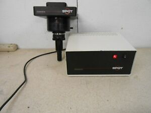 Diagnostic Instruments Spot 2 1 4 0 Sp401 115 Microscope Camera Lens