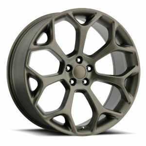 Factory Reproductions Fr 71 Chrysler 300 Rim 22x9 5x115 Offset 18 Brz Qty Of 1