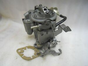 Rochester 1bbl Carburetor 7044014 1974 75 Chevy 6 Cyl 250 Eng Chevelle Camaro