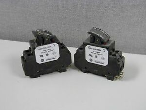 New Lot Of 2 Allen Bradley 1492 ghd100f Ser A Circuit Breakers