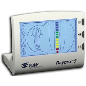 Dental Endodontic Vdw Raypex 5 Apex Locator Root Canal Kit Probes