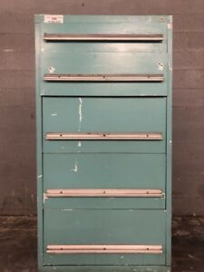 5 Drawer Tool parts Cabinet 30 l X 27 5 w X 59 h