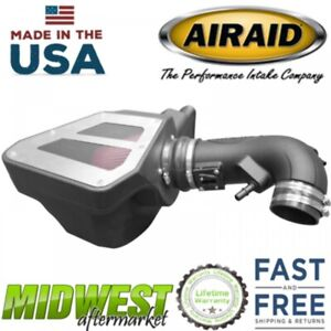 Airaid Performance Cold Air Intake System Fits 2018 Ford Mustang Gt 5 0l V8
