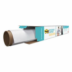Dry Erase Surface With Adhesive Backing 36 X 24 White