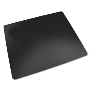 Rhinolin Ii Desk Pad With Microban 36 X 20 Black