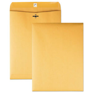 Clasp Envelope 9 X 12 28lb Brown Kraft 100 box