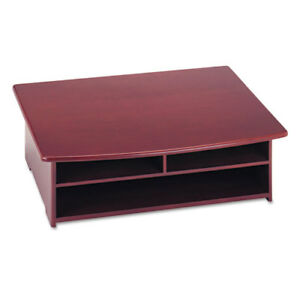 Wood Tones Printer Stand 21 X 18 Mahogany