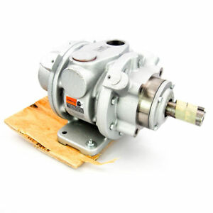 Gast 16am frv 2 Air Motor 9 5 Hp 2000 Rpm 1 1 8 Shaft Reversible Lubricated