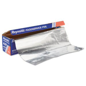 Heavy Duty Aluminum Foil Roll 18 X 1000 Ft Silver