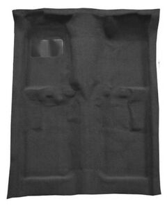 New 1970 1973 Ford Maverick Molded Carpet Set W Padding Black Loop 2 4 Door