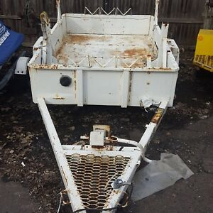 2002 Skylift S a Reel material Trailer
