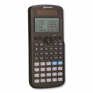 Innovera Advanced Scientific Calculator 252 Functions 12 digit Lcd Two Display