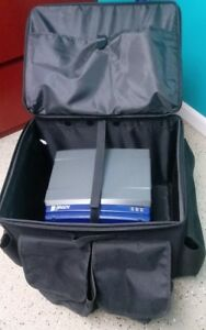 Brady Sign And Label Printer Model Bbp31 With Rolling Case
