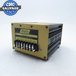 Acopian Regulated Power Supply 24v dc A24h850m