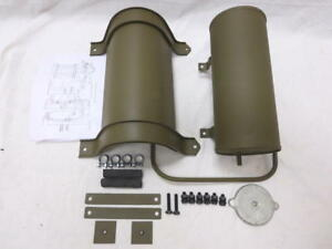 Mb Gpw Willys Ford Wwii Jeep G503 Desert Cooling Kit